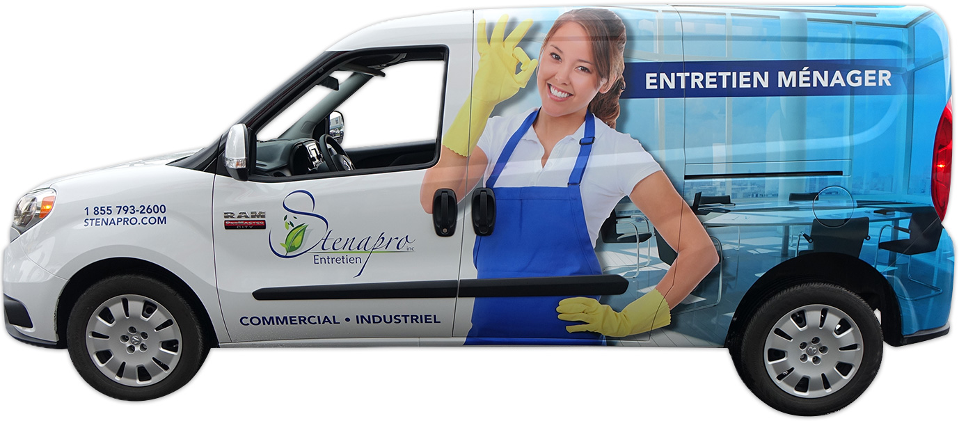 Entretien ménager commercial, entretien ménager de bureaux
